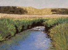 Coulee Creek-Original Soft Pastel-10.5x8