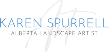 Karen Spurrell Art - Landscape Artist